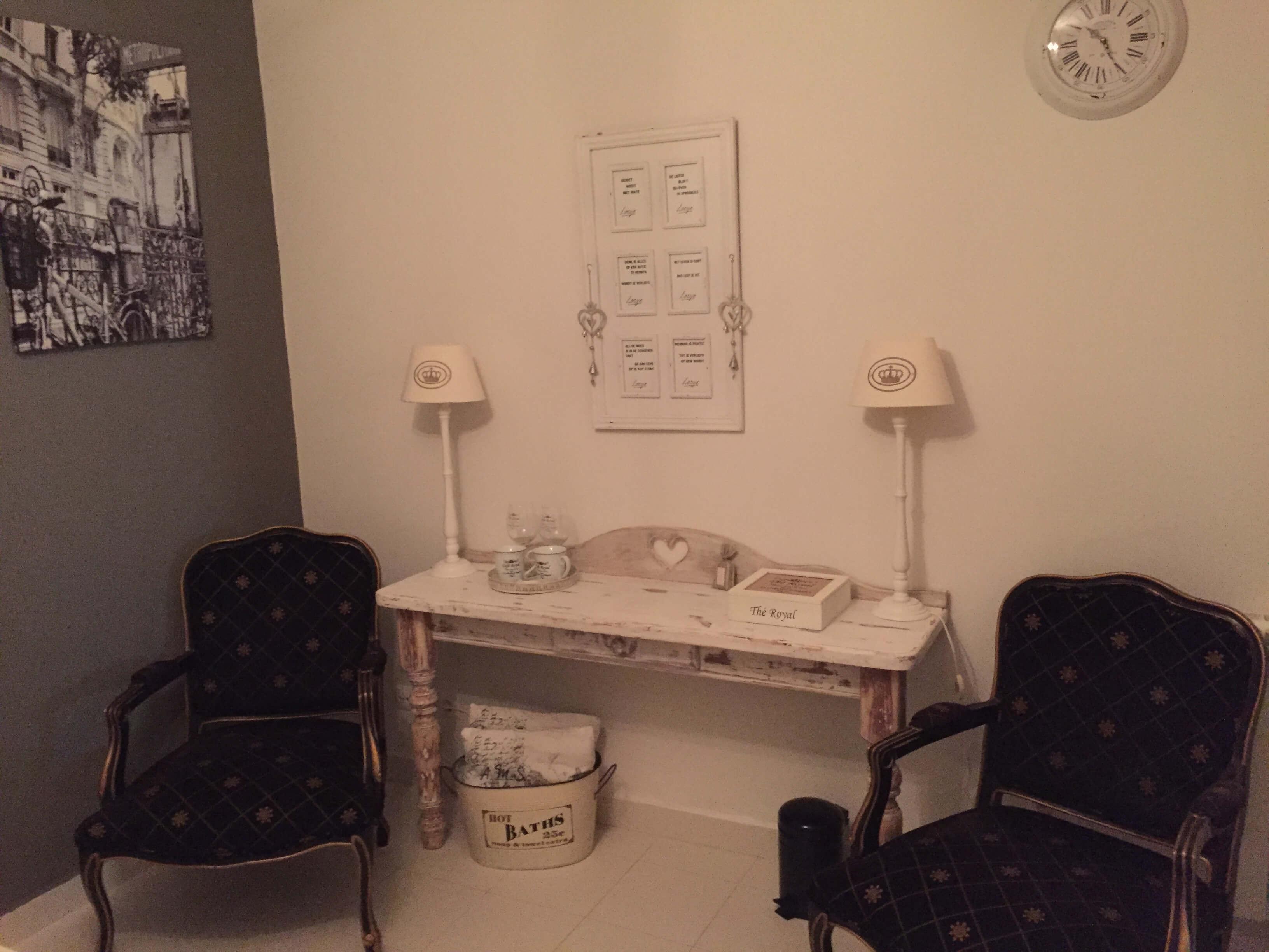 De Classic Room met eigen badkamer