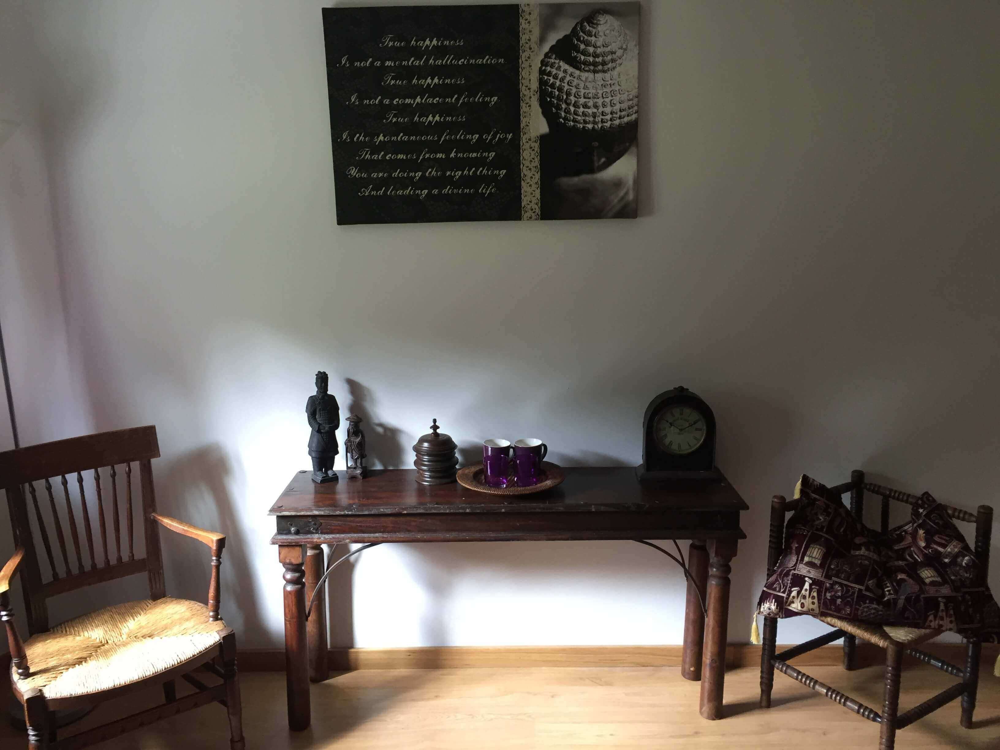 Far East kamer, de missionaris kamer