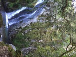 Fraga da Pena waterfalls Benfeita, Arganil