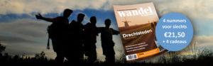 Wandelmagazine Op Lemen Voeten