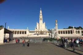 Paus bezoekt Fatima, 13 mei 2017