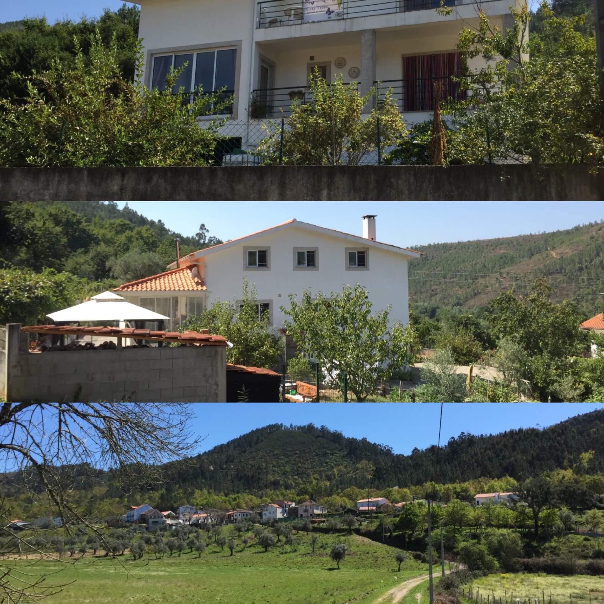 Casa Traca het huis