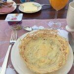 Casa Traca ei bij ontbijt 1