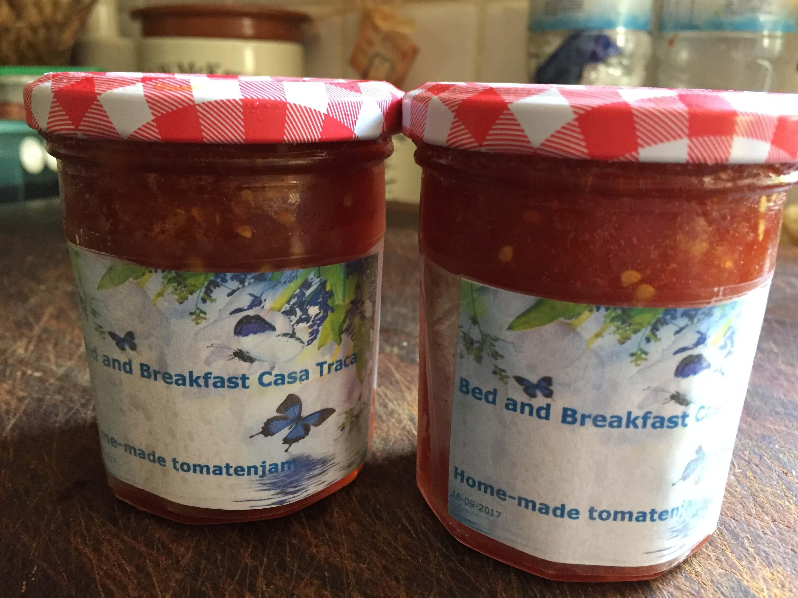 Homemade marmelade