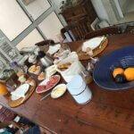 Casa Traca klein ontbijt 1