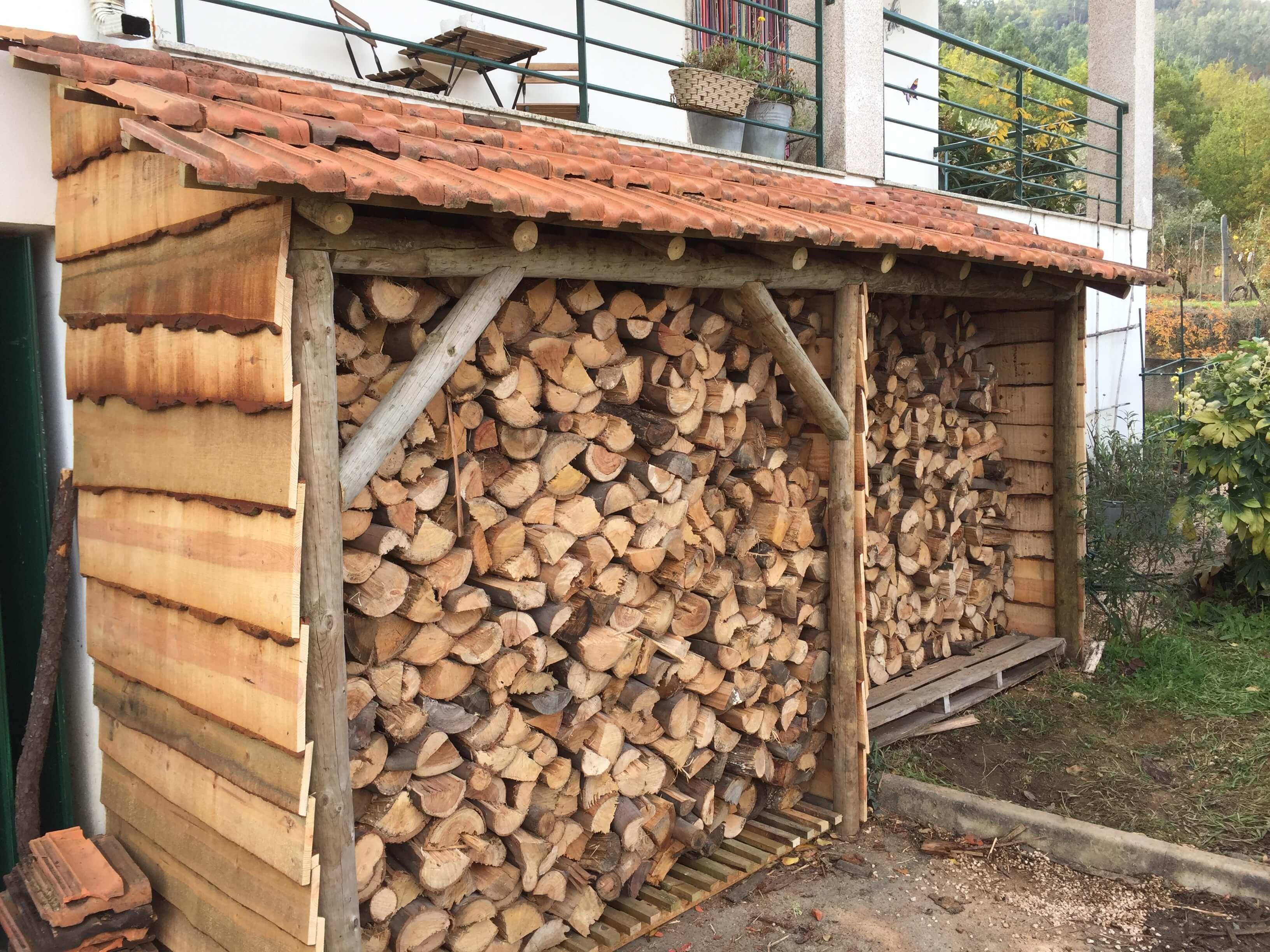 Casa Traca hout voorraad