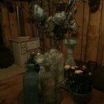 Casa Traca decoratie avond