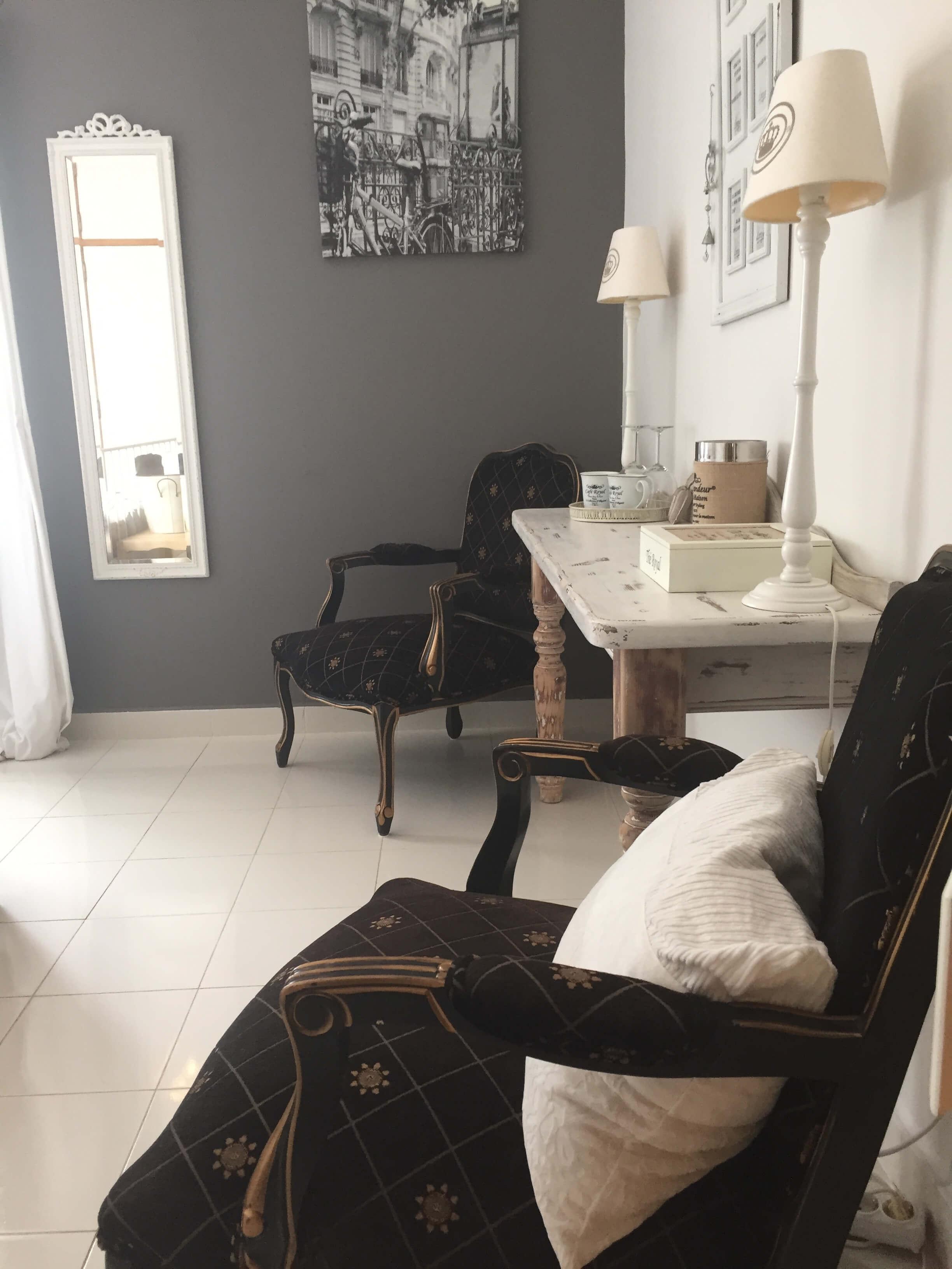 Classic room lounge deel