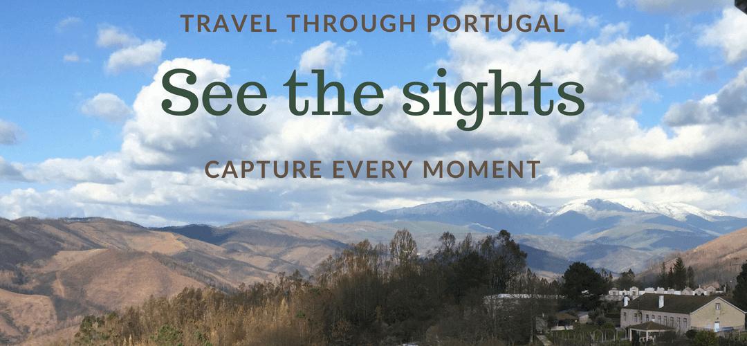 Rondreizen Portugal en Casa traca