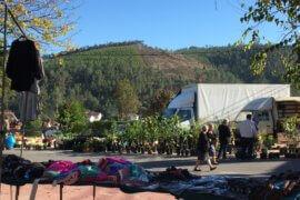 Plaatsen in de omgeving (Tabua, Coja & Arganil)