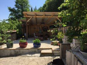 Facilities at Casa Traca