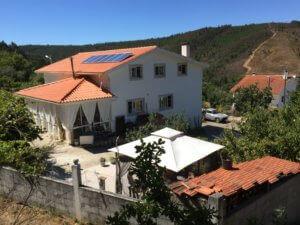 Casa Traca overzichtsfoto