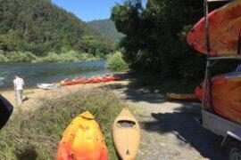 Kayakken op de Mondego