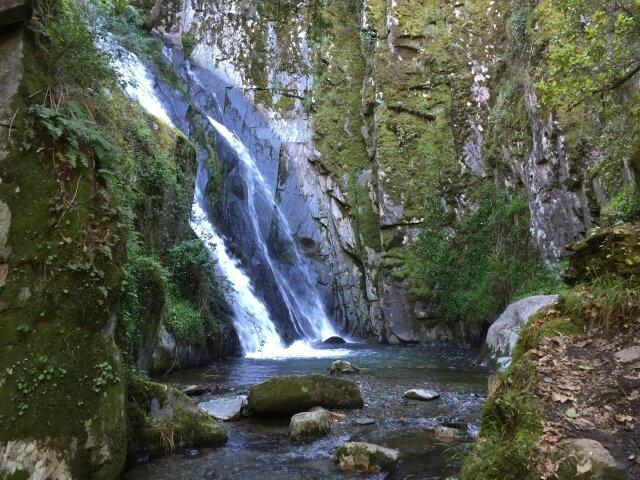 Fraga da Pena watervallen