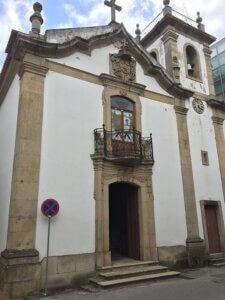 Kapel Arganil Midden Portugal 4