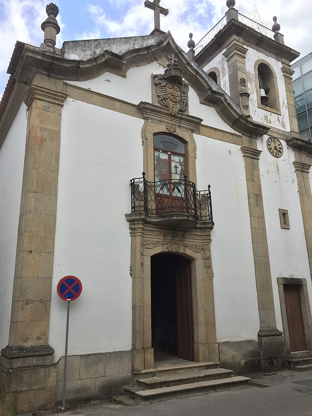 kapel arganil midden portugal