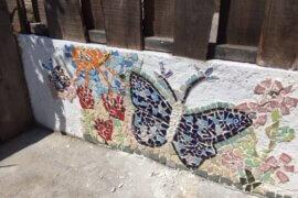 Mosaics in Arganil