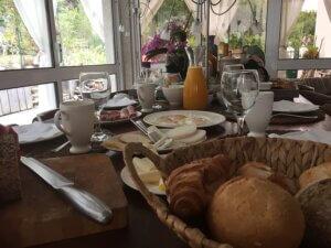 Gois weekend ontbijt casa traca