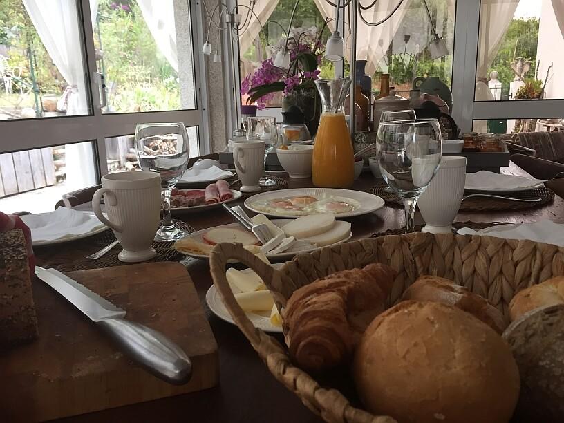 pequeno-almoço alojamento local Arganil