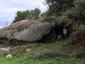 Geocaching grotten centraal Portugal N2 route66