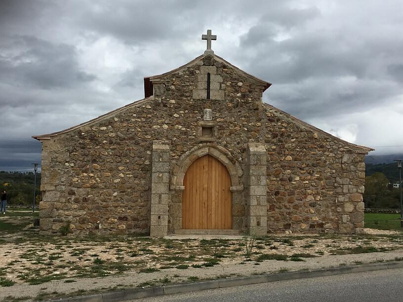 Oudste kapel van Arganil St Pedro