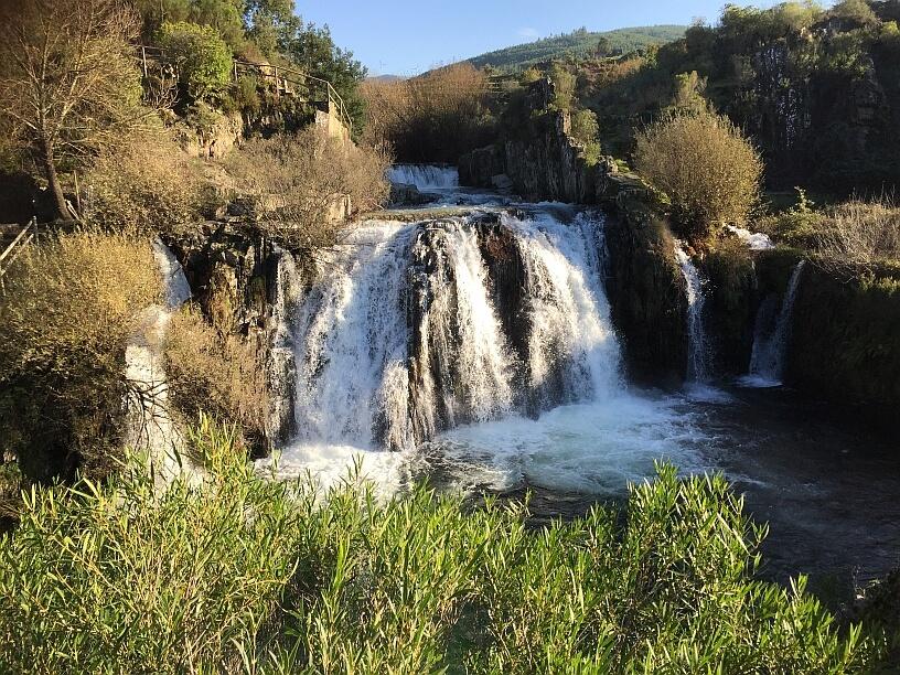 Poço da Broca watervallen