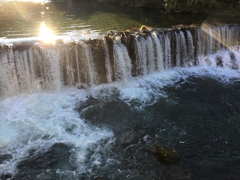 Poço da Broca waterfalls