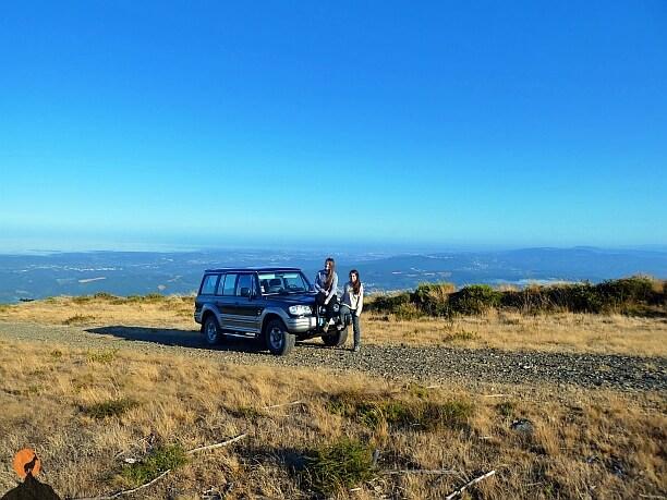Jeepsafari centraal Portugal