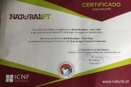 Portugese natuurhuisje – Natural PT