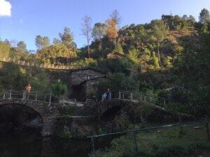 Nazomeren bij B&B Casa Traca in Arganil: naar Foz d'egua