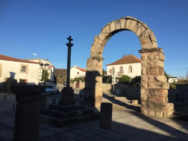 Bobadela romeinse ruines
