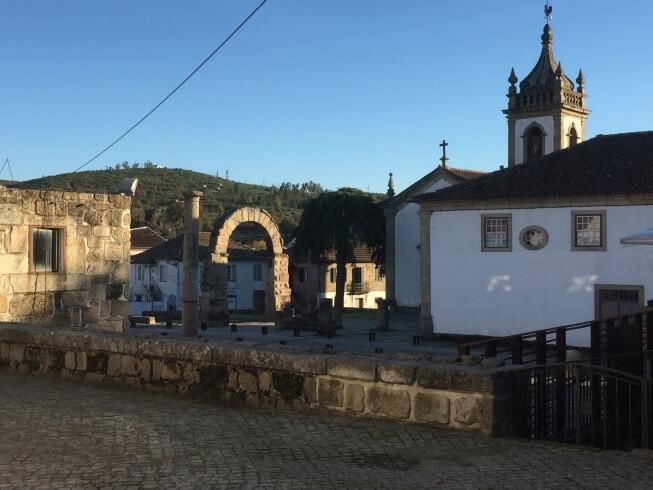 Bobadela romeinse ruïnes en olijfoliemuseum Centraal Portugal