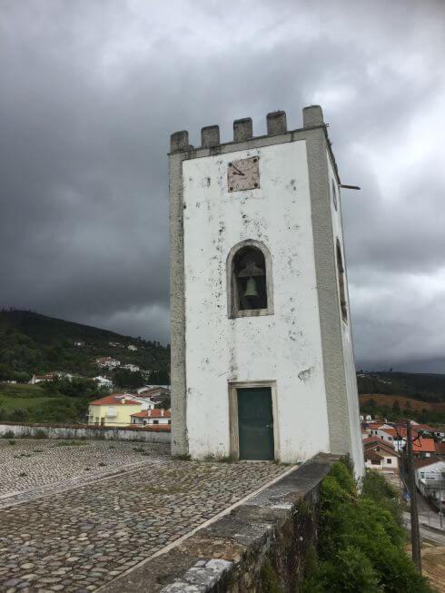 N17 Arganil naar Coimbra