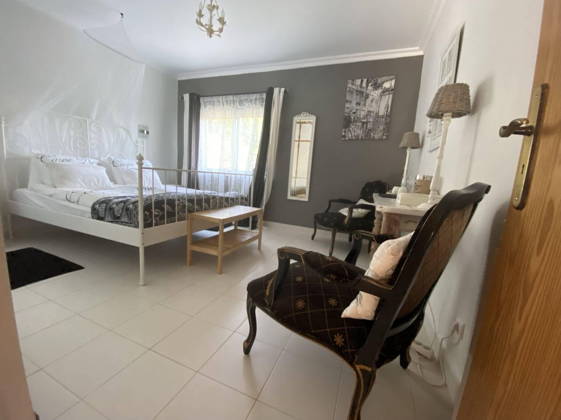 Classic kamer Bed & Breakfast Casa Traca Centraal Portugal Arganil